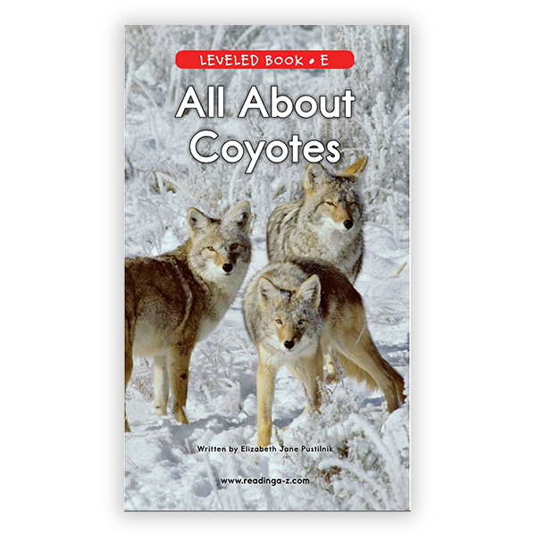 All About Coyotes