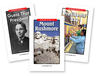 Raz-Kids Presidents' Day Resources