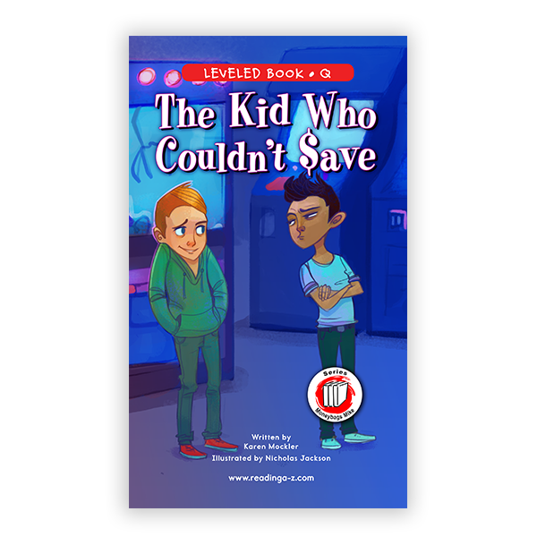 BThe Kid Who Couldn't Save