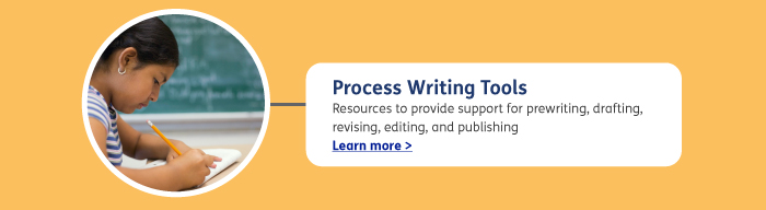 process writing tools