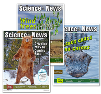 saz-science in the news